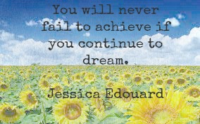 Continue to dream